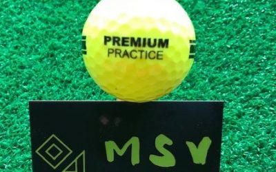 5000 New Premium Practice Balls